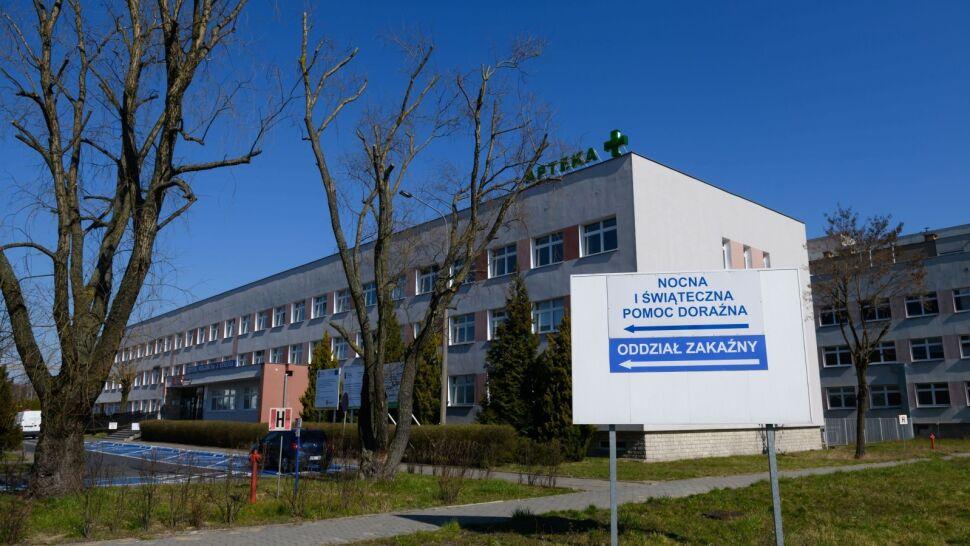 Szpitale apelują o środki ochrony osobistej
