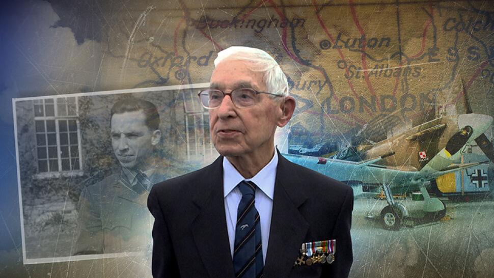 Zmarł pilot Dywizjonu 303. Pułkownik Kornicki miał 100 lat