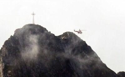 29 osób wciąż w szpitalach po burzy na Giewoncie