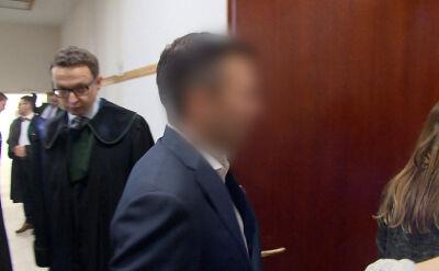 """Marek F. przeniesiony z aresztu na Białołęce. """"Standardowa procedura"""""""