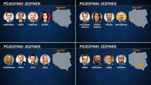 Pojedynki wagi ciężkiej w Katowicach  i w Krakowie