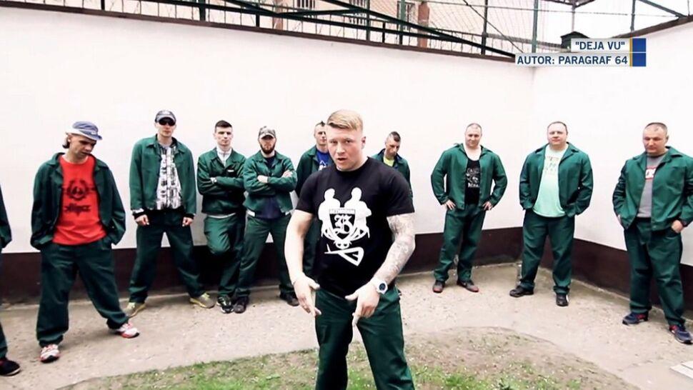 Więźniowie założyli zespół rockowy i nagrali płytę. Chcą przestrzec innych przed wejściem na złą drogę