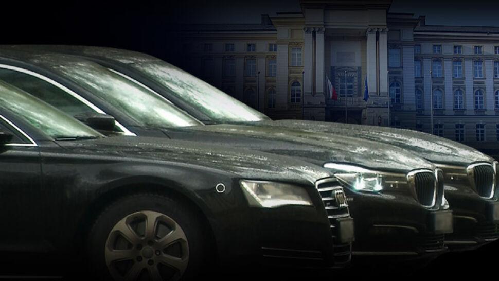 258 samochodów, 23 miliony złotych. Rząd planuje zakup nowych aut
