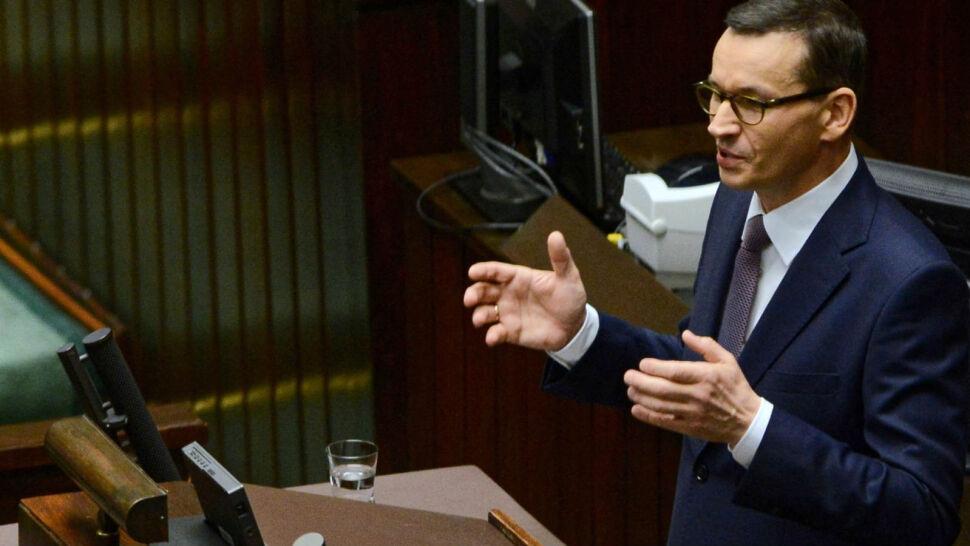 Opozycja: będziemy naciskać na Morawieckiego w sprawie afery KNF