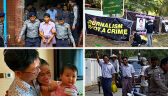 Pisali o prześladowaniu Rohindżów. Dziennikarze uwolnieni z więzienia