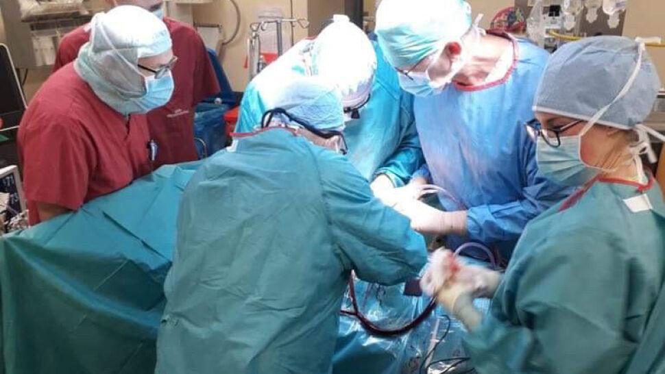 Strach w czasach pandemii. Pacjenci wstrzymują operacje