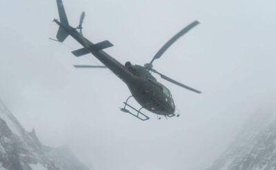 Ruszyła akcja ratunkowa dla himalaistów na zboczu Nanga Parbat