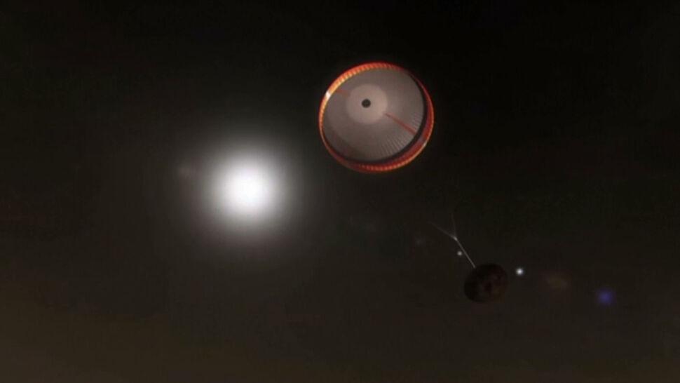 Łazik Perseverance dotarł do Marsa, wkrótce ma wylądować