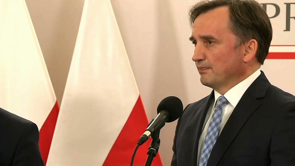 Partia Zbigniewa Ziobry zgłasza sprzeciw wobec ratyfikacji funduszy odbudowy