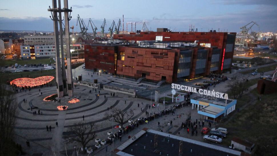 """""""To nie tylko muzeum, bo muzea bywają martwe"""". ECS to ukochane dzieło Pawła Adamowicza"""