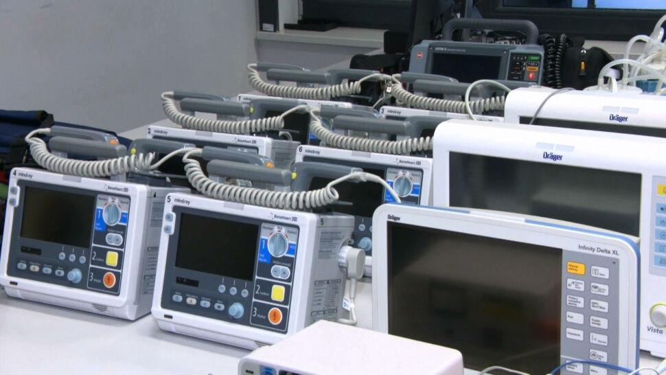 Szpitale skarżą się na ogromny wzrost cen sprzętu i środków. Podrożały zwłaszcza maseczki