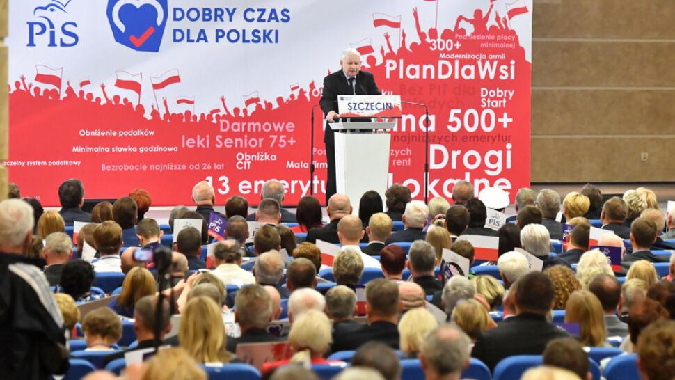"""Jarosław Kaczyński mówi o nowych elitach. """"Chodzi o rząd dusz obliczony na pokolenia"""""""