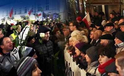12.12.2016 | Tuzin różnych demonstracji w 35. rocznicę stanu wojennego. Czy 13 grudnia będzie spokojnym dniem?