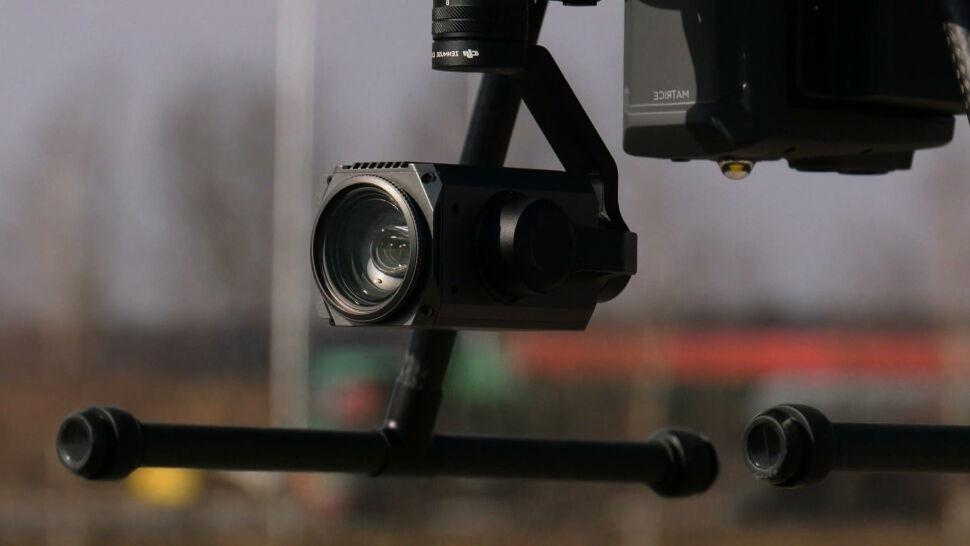 Polska policja drogowa korzysta już z kilkudziesięciu dronów