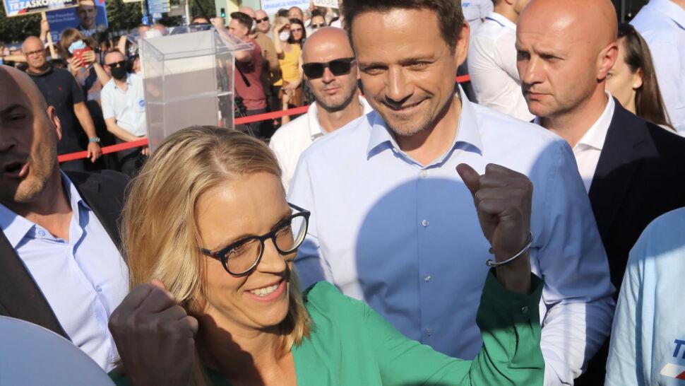 """""""Nazywam się Trzaskowska"""". To kobiety zadecydują, kto zasiądzie w Pałacu Prezydenckim?"""