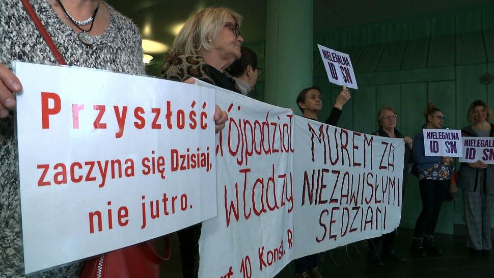"""""""Sytuacja jest bardzo poważna"""" TSUE czeka na wyjaśnienia polskiego rządu"""