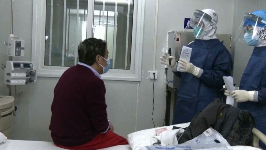 Ponad tysiąc ofiar śmiertelnych koronawirusa