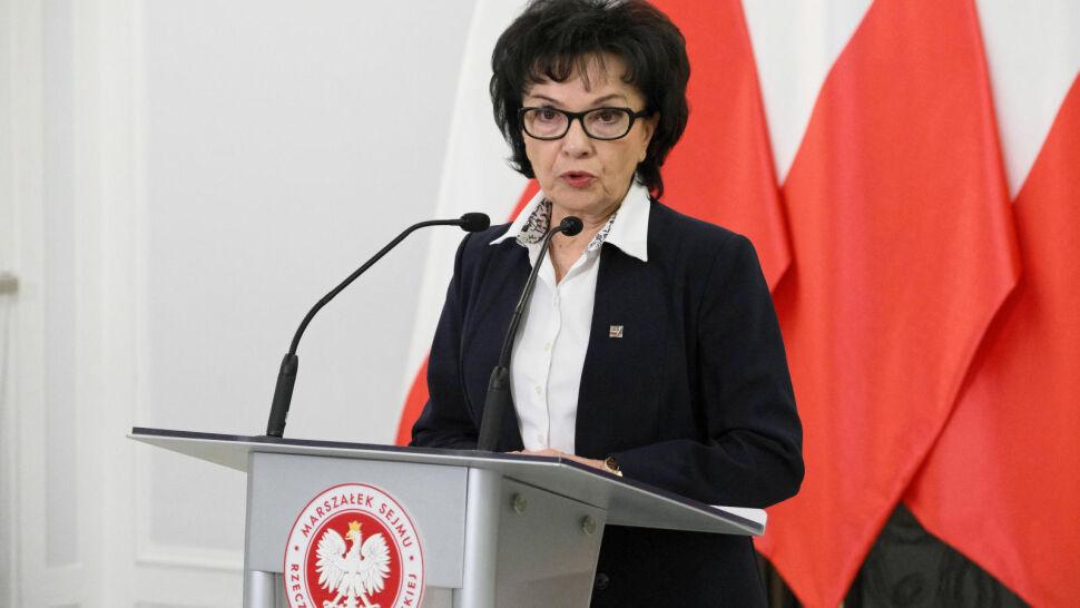 """Marszałek Sejmu zapowiada ujawnienie list poparcia do KRS. """"Czekamy na to"""""""