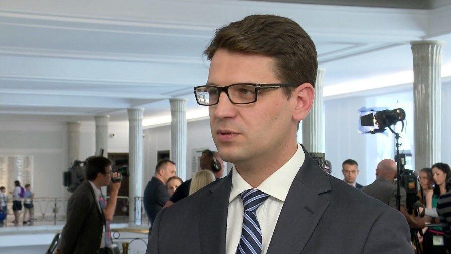 Kamiński: Premier napluł Polakom w twarz