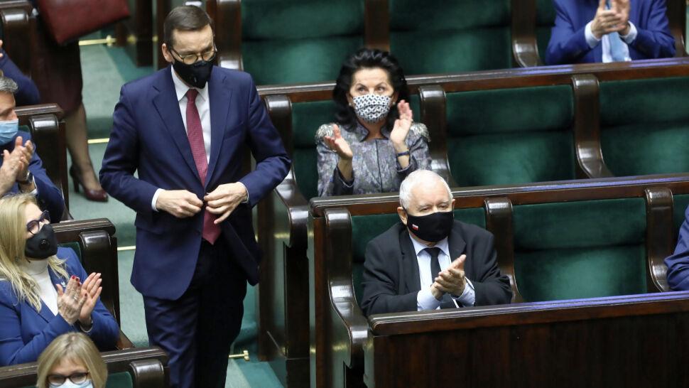 """Polski rząd zdecyduje się na weto? """"To jest gra o suwerenność"""""""