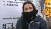 Polska himalaistka chce zdobyć K2 zimą