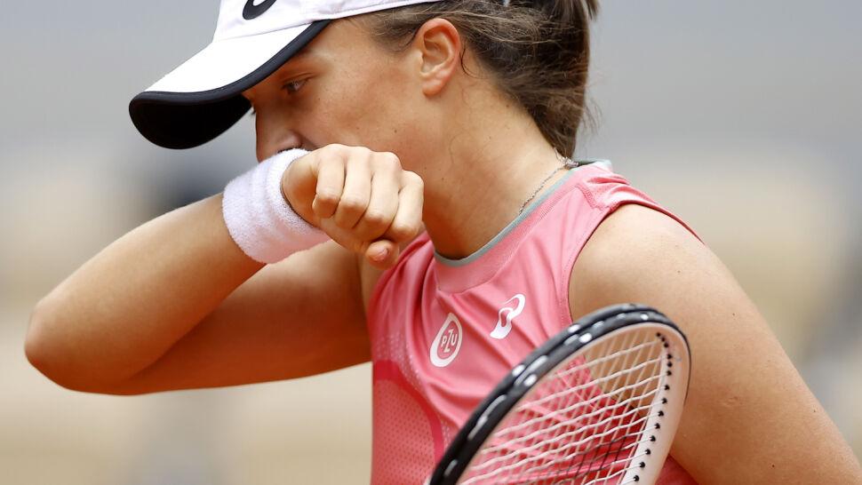 Iga Świątek powalczy z Martą Kostiuk o awans do ćwierćfinału French Open