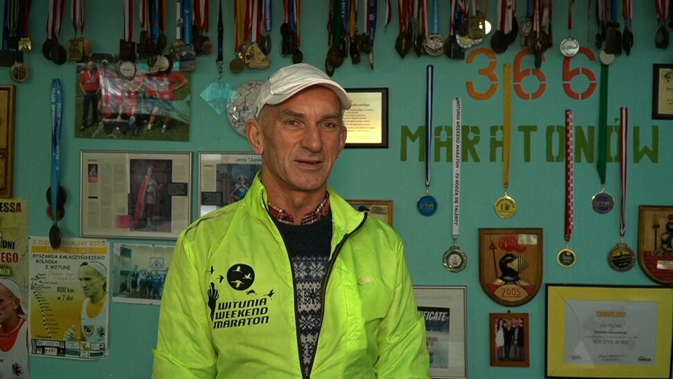 Pokonał 366 maratonów w 366 dni. Teraz chce pokonać 100 triatlonów w 100 dni