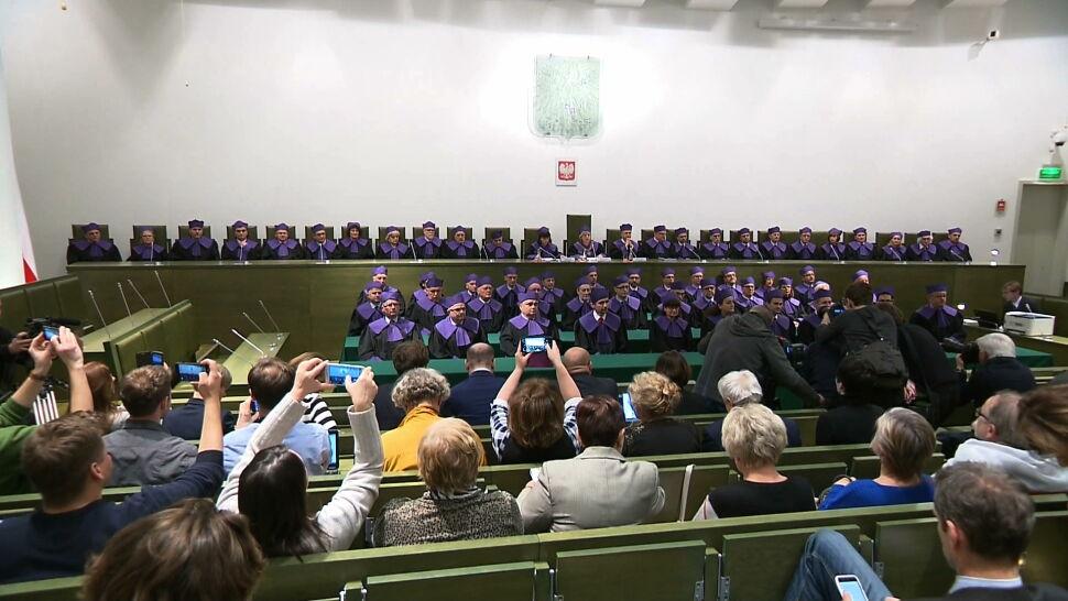 Sąd Najwyższy zadecydował w sprawie sędziów wybranych przez nową KRS