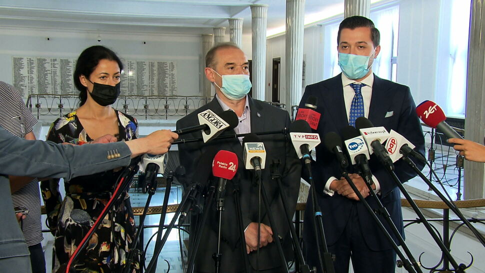 Porozumienie zapowiada ważne poprawki do ustawy anty-TVN