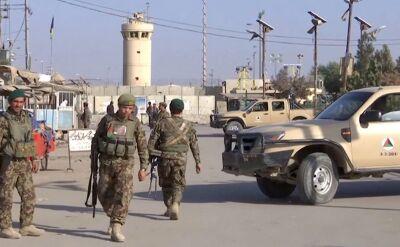 12.11.2016 | Afganistan: polski żołnierz ranny w ataku na bazę wojskową w Bagram