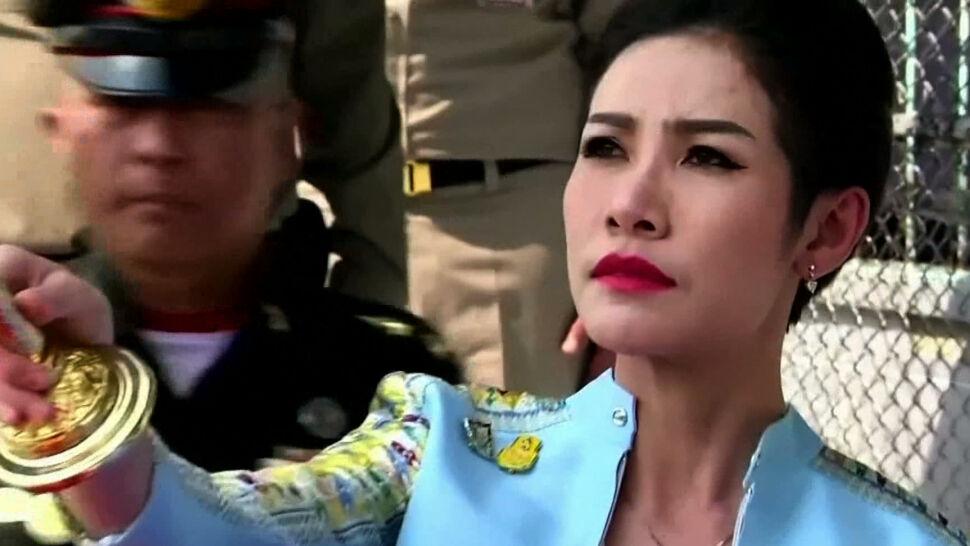"""""""Oficjalna kochanka"""" króla Tajlandii została pozbawiona rang i tytułów"""