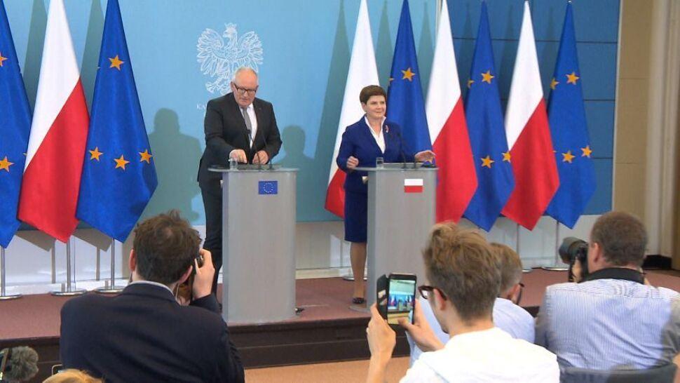 Dialogu PiS z Komisją Europejską ciąg dalszy. Jak to się skończy?