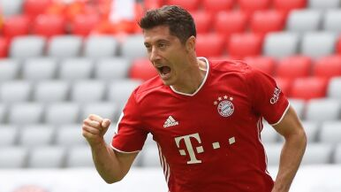 Lewandowski i Bayern z kolejnym trofeum?