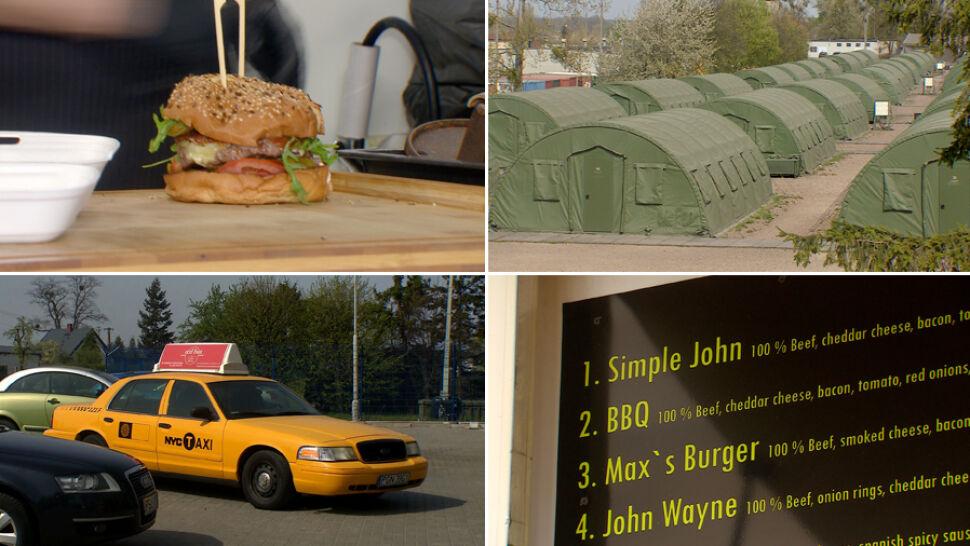 Polskie bary, amerykańskie jedzenie. Żołnierze z USA zachwyceni Powidzem