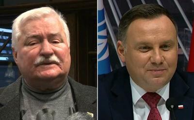 Ramię w ramię nad Atlantykiem. Wspólna podróż Lecha Wałęsy i Andrzeja Dudy