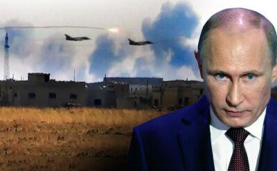 30.09.2015 | Rosja bombarduje cele w Syrii