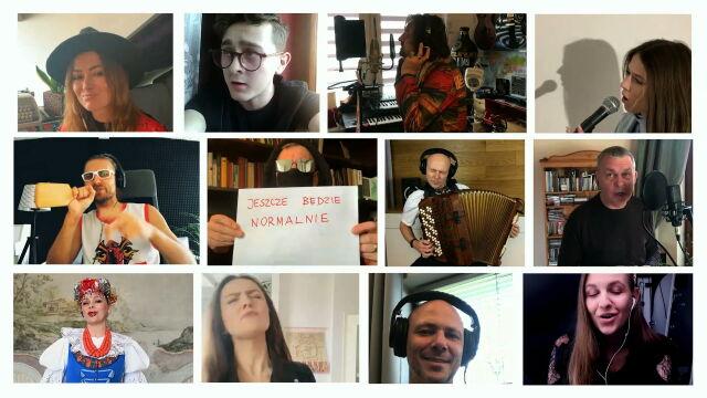 05.04.2020 | 35 artystów i występy jakich nigdy wcześniej nie było. Ogromny sukces #koncertudlabohaterów