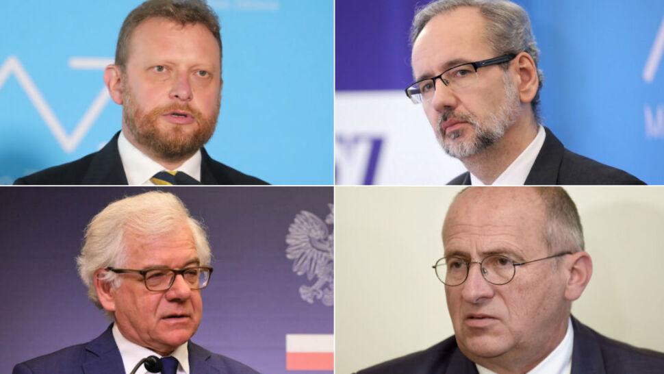 Zmiany w rządzie. Premier Morawiecki podał nazwiska dwóch nowych ministrów