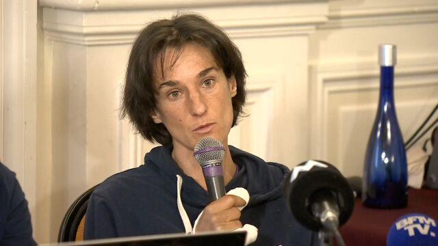 Elisabeth Revol o dramacie na Nanga Parbat