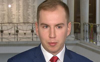 """Andruszkiewicz wiceministrem. Komitet Żydów Amerykańskich """"zaniepokojony"""""""