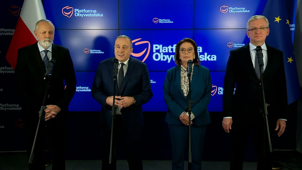 Jacek Jaśkowiak i Małgorzata Kidawa-Błońska zmierzą się w prawyborach PO