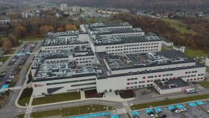Patients and equipment moved to new hospital premises in Cracow