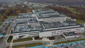 200 pacjentów i policyjna eskorta. Akcja bez precedensu w Krakowie