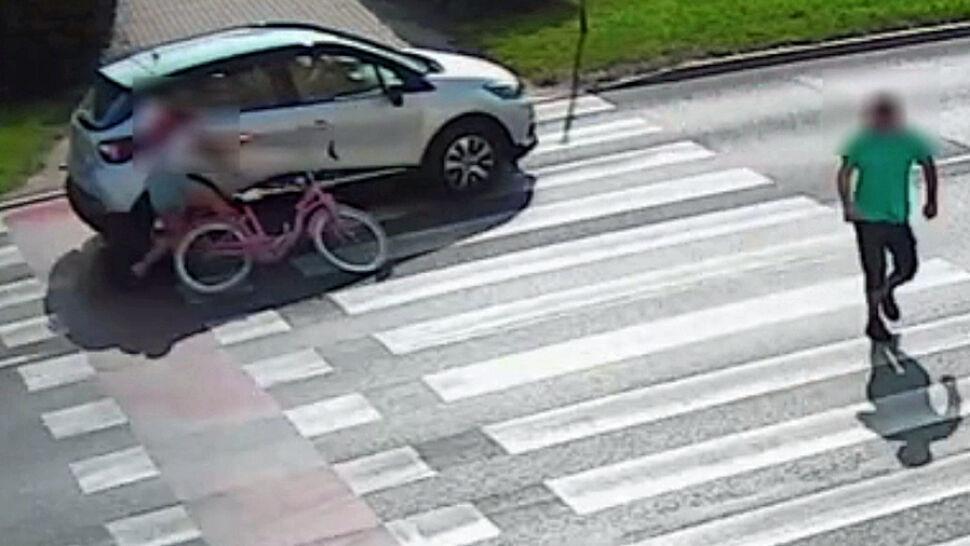 """Zignorował przepisy i potrącił rowerzystkę. """"Będzie się bała jezdni, samochodów"""""""