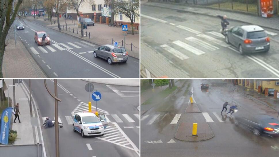 """""""Totalna bezmyślność"""" na polskich drogach. Co roku na pasach ginie ponad 250 osób"""
