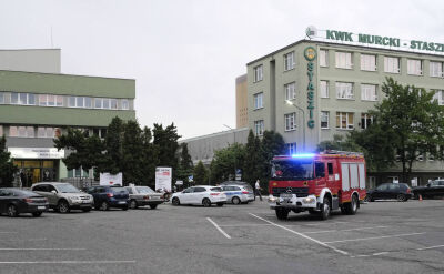 Silny wstrząs w kopalni Murcki-Staszic. Trzech górników nie żyje, sześciu rannych