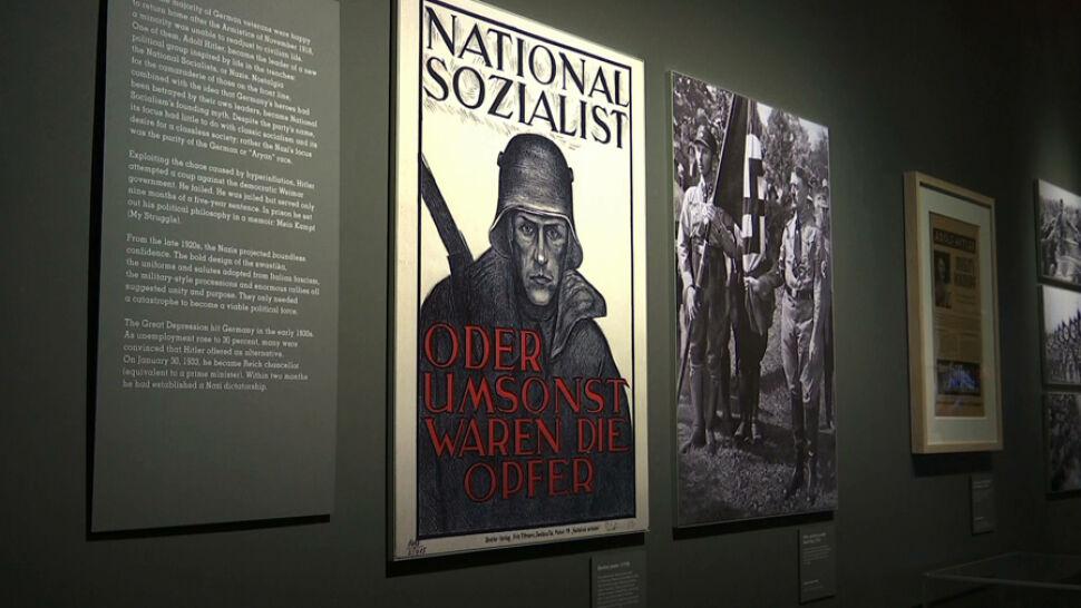 """Wystawa o Holokauście w Nowym Jorku. """"Nie możemy stać u wrót muzeum i czekać, aż ludzie przyjadą"""""""