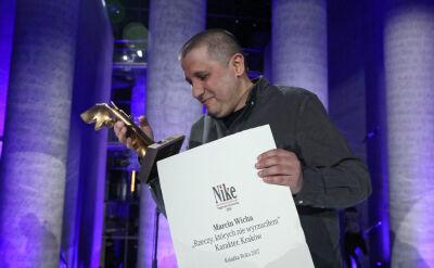 """Nagroda Nike dla Marcina Wichy, autora """"Rzeczy, których nie wyrzuciłem"""""""