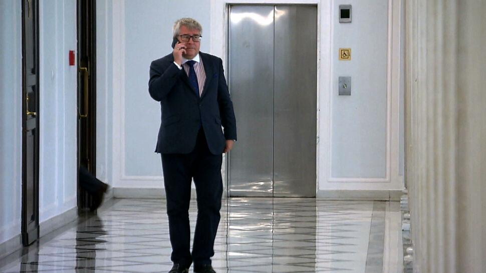 """Pytania o koszty podróży Ryszarda Czarneckiego jako wiceprezesa PZPS. """"Jestem pracowity i aktywny"""""""