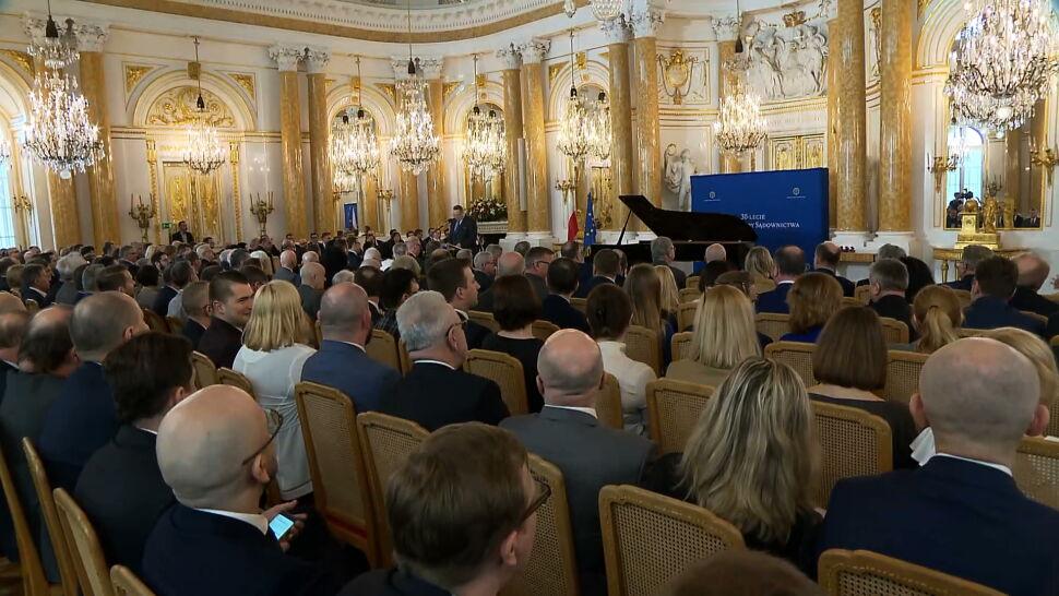 Krajowa Rada Sądownictwa świętowała 30-lecie bez wielu byłych członków